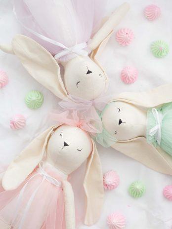 Zazi Heirloom Bunny