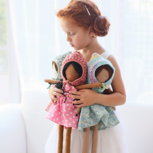 Charlie Loves Handmade Doll Twinkle Custom (18)