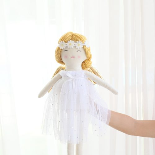 Charlie Loves Handmade Twinkle Doll Angel (8)