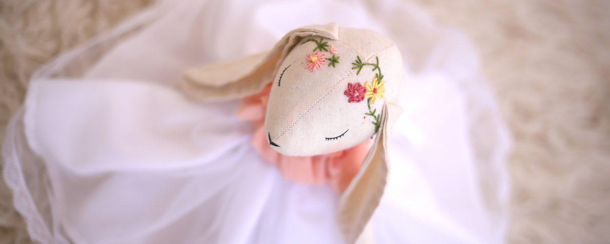 Lola Bunny Embroidery