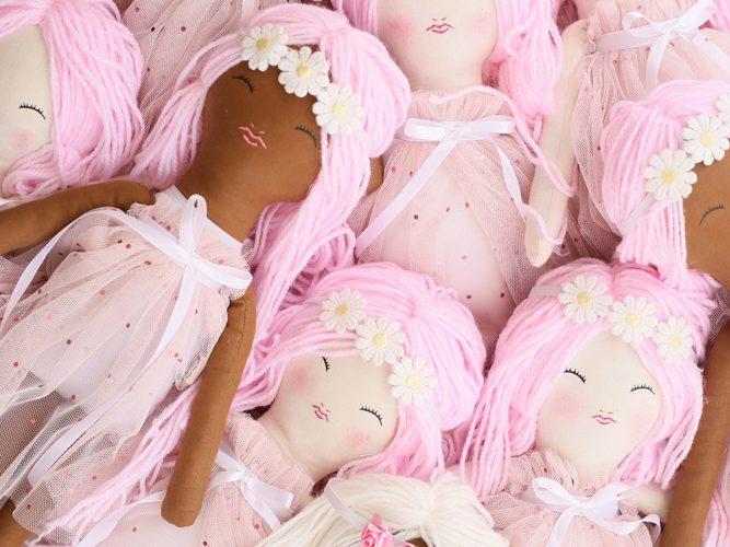 Handmade Twinkle Doll